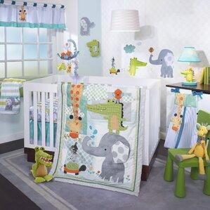 Yoo Hoo 4 Piece Crib Bedding SetCrib Bedding Sets You ll Love   Wayfair. Neutral Baby Bedding Sets Canada. Home Design Ideas