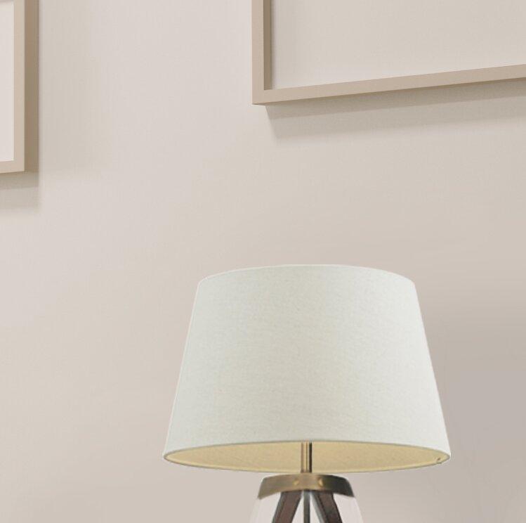 endon lighting 45 5 cm lampenschirm aus stoff. Black Bedroom Furniture Sets. Home Design Ideas