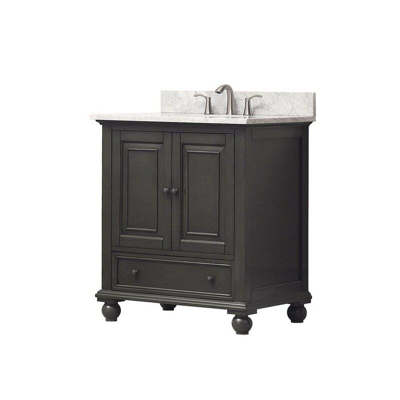 "Empire Industries Madison 30 Bathroom Vanity avanity thompson 30"" bathroom vanity base & reviews 