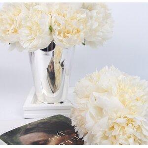 Luxury Silk Bouquet Peonie Flower Floral Arrangements