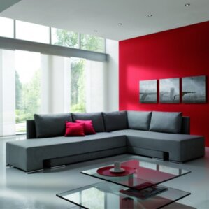 Vento Sleeper Sectional : pit sectional sofas - Sectionals, Sofas & Couches