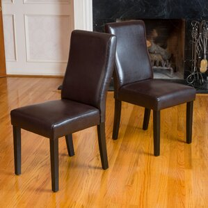 Jasonville Parsons Chair (Set of 2) by Andover Mills