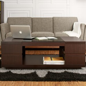 Miles Coffee Table by Latitude..