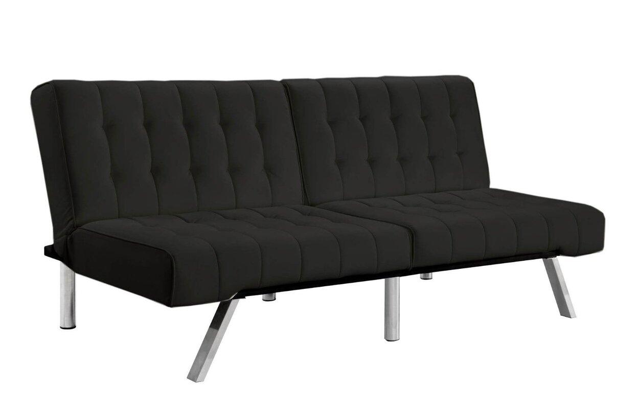 Madison Home USA Slipback Convertible Sofa & Reviews
