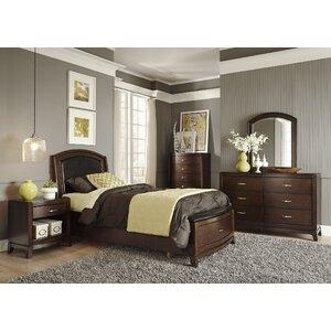 Loveryk Storage Platform Configurable Bedroom Set
