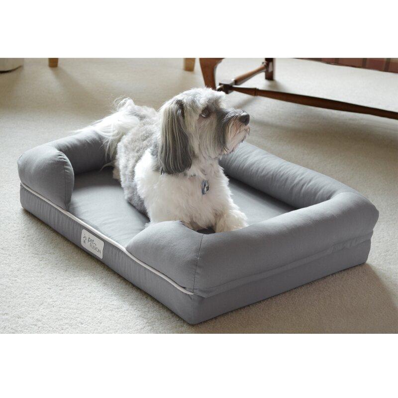 Snoozer Overstuffed Sofa Pet BedSnoozer Pet Products Luxury Overstuffed Dog  Cat Sofa