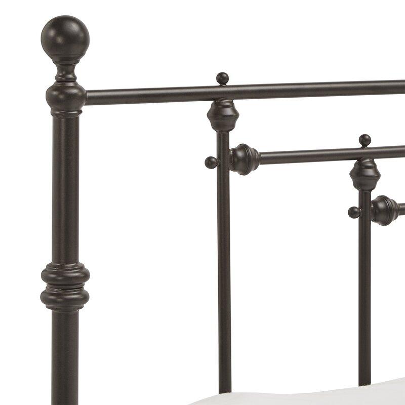 three posts derby panel bed  reviews  wayfair