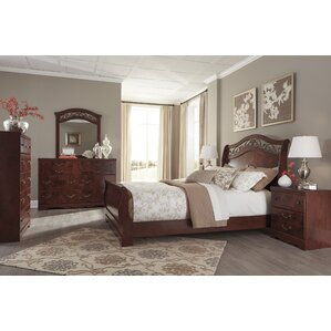 sleigh bedroom furniture. clevenger sleigh bed bedroom furniture