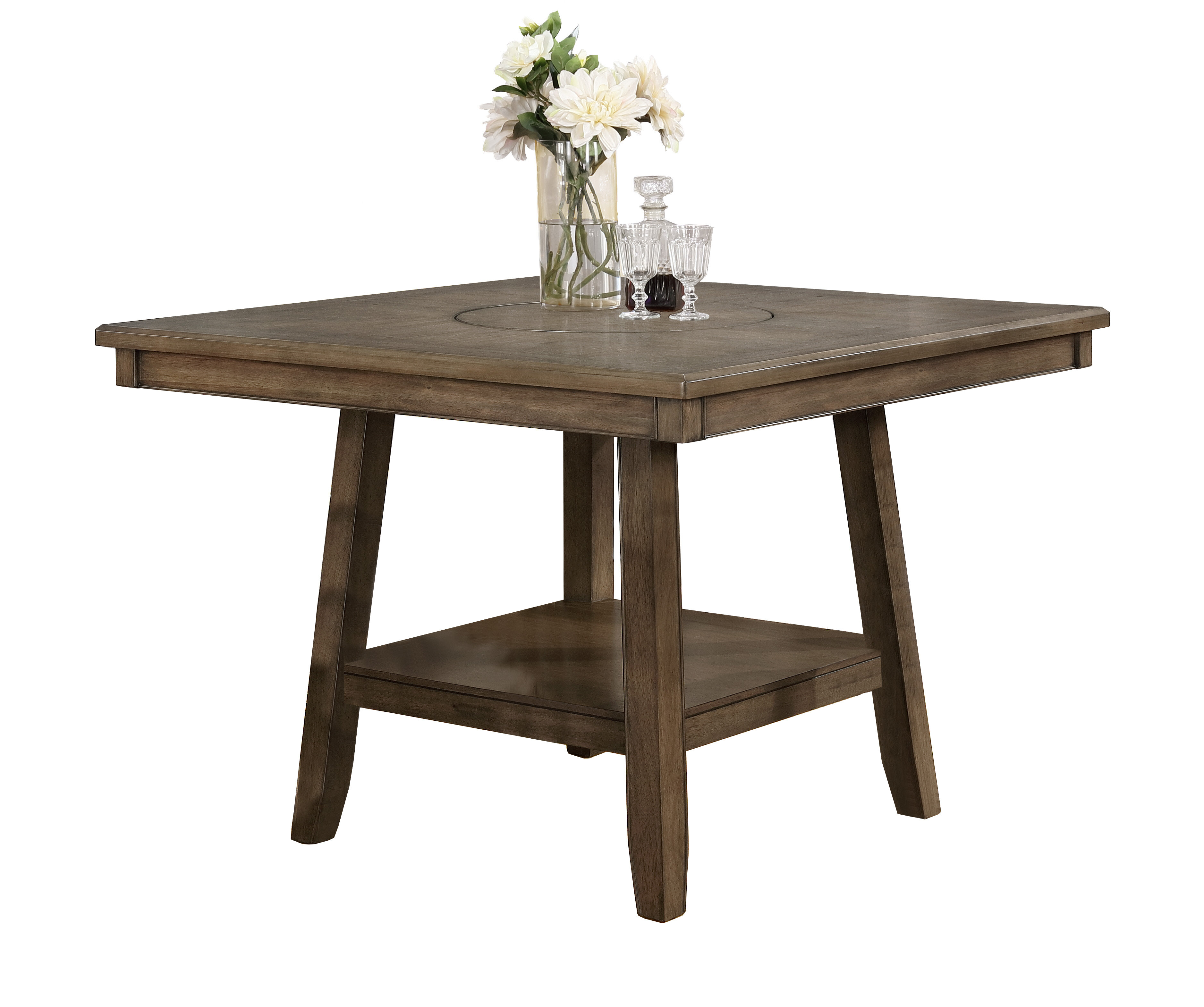 Crown mark manning counter height dining table reviews wayfair