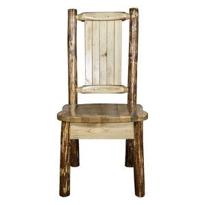 Tustin Rustic Side Chair by Loon Peak
