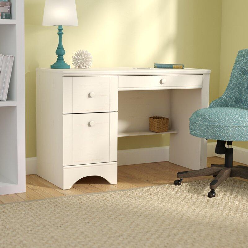 beachcrest home pinellas computer desk reviews wayfair. Black Bedroom Furniture Sets. Home Design Ideas