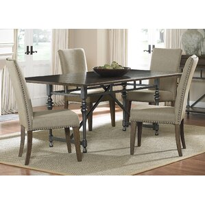 Pearse 5 Piece Dining Set by Alcott Hill