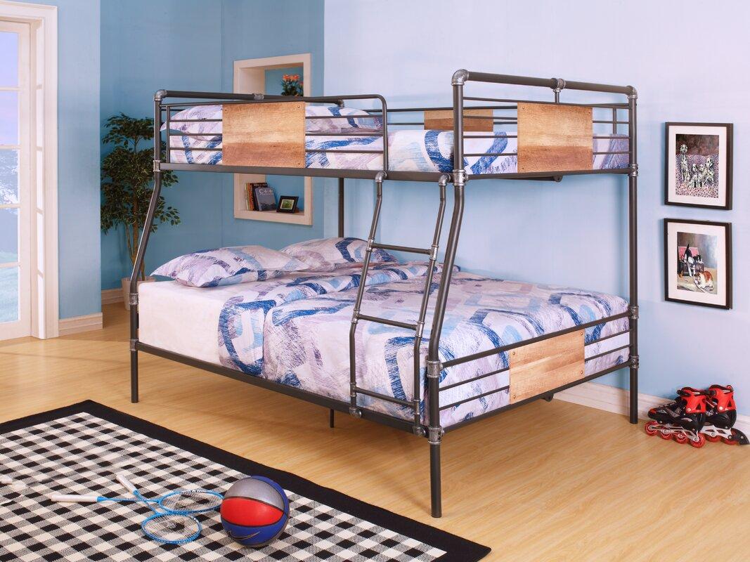 ACME Furniture Brantley Full over Queen Bunk Bed & Reviews   Wayfair