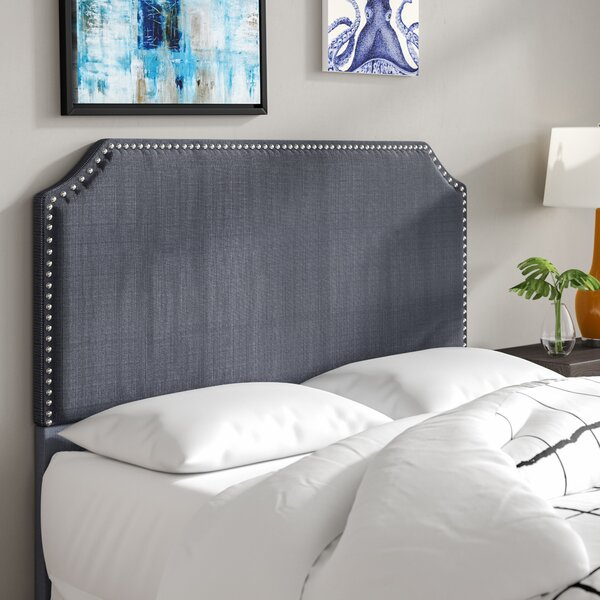 Wayfair Luna Upholstered Panel Headboard