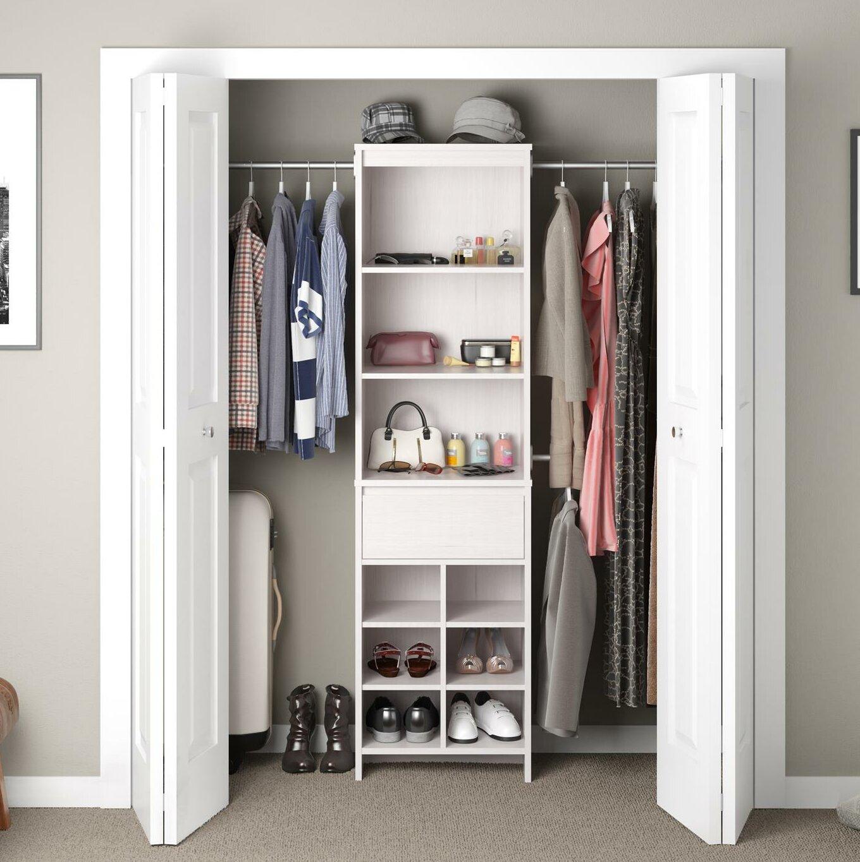 Millom 73 1 W 89 1 W Closet System