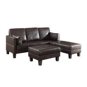 Methuen Sleeper Sofa & 2 O..