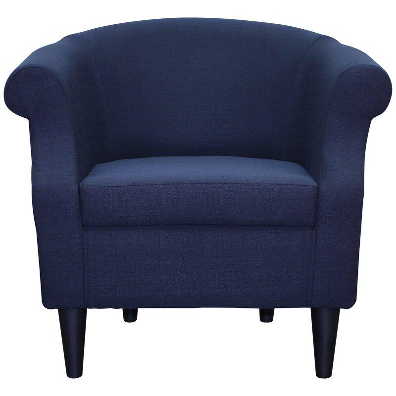 Latitude Run Marsdeni Barrel Chair Amp Reviews Wayfair