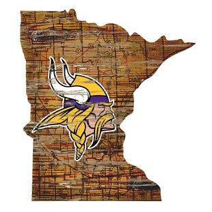 25b7ef83 NFL Minnesota Vikings Sport League Wall Art You'll Love in 2019 ...