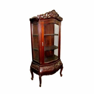Pawlowski Display Curio Cabinet