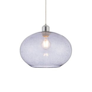 Dimitri 30cm Gl Pendant Shade By Endon Lighting