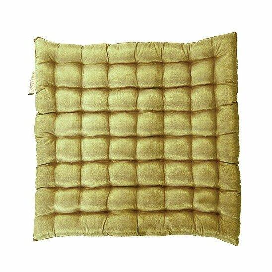 Brilliant Imports Shimmery Yoga Meditation Floor Pillow & Reviews ...