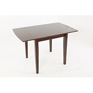 Edelstein Contemporary Wooden Drop Leaf Dining Table Spacial Price