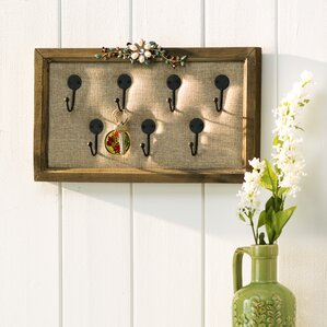 Natali Wall Mounted Key Hooks