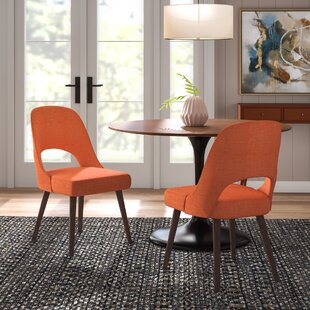 Berardi Upholstered Dining Chair (Set of 2)