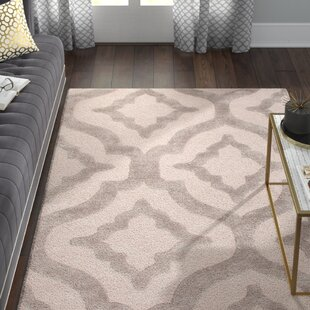 Clearance Blondell Hand-Tufted Ivory/White Area Rug ByWilla Arlo Interiors