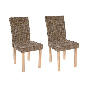 Howard Dining Chair (Set of 2) by Rosecliff Heights
