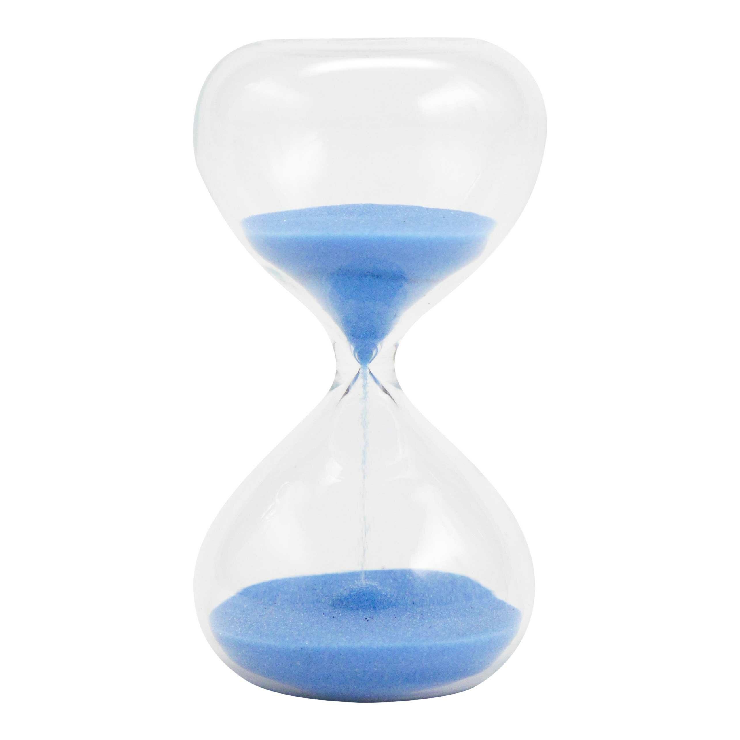 plum and punch hanlon 10 minute sand timer hourglass wayfair
