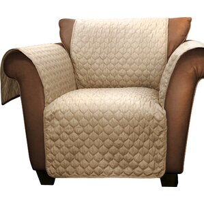 Box Cushion Armchair Slipcover by Alcott Hill