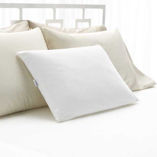 sleep innovations 2in1 reversible memory foam standard pillow wayfair
