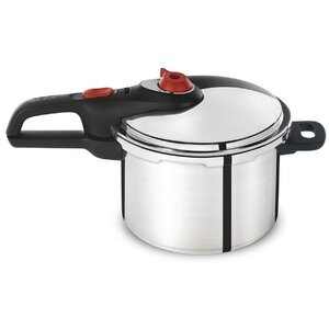 6-Quart Pressure Cooker