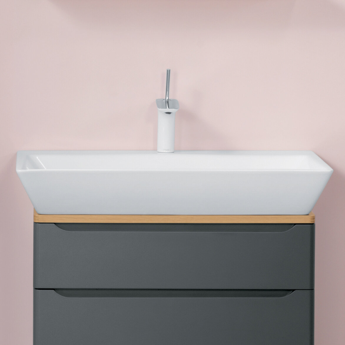 Incroyable Ronbow Wide Ceramic Rectangular Vessel Bathroom Sink | Wayfair