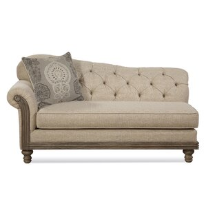 Trivette Chaise Lounge  sc 1 st  Wayfair.com : chaise sofa chair - Sectionals, Sofas & Couches