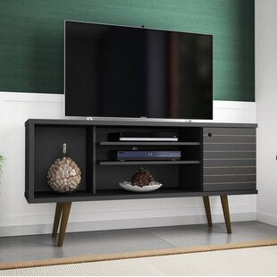 Black Tv Stand For 50 Inch Tv Wayfair