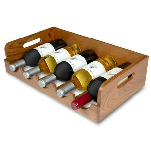Gowins 5 Bottle Tabletop Wine Bottle Rack