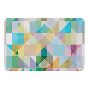 Graphic 74 by Mareike Boehmer Bath Mat