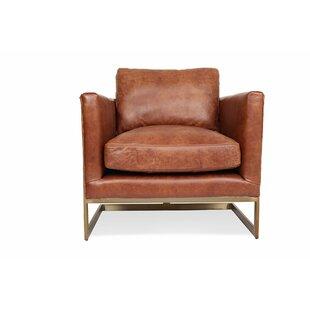 Beau Leather Chairs Youu0027ll Love In 2019 | Wayfair