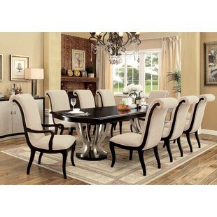 Choncey 9 Piece Dining Set