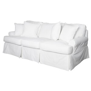 Coral Gables Slipcovered Sofa by Beachcrest ..