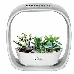 Indoor Gardening Kit Indoor gardening youll love wayfair indoor led hydroponic unitgrow light workwithnaturefo