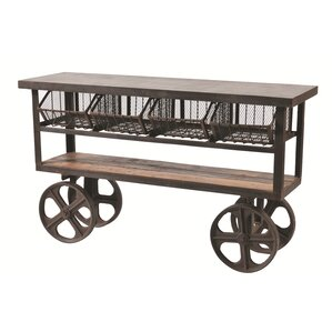 4 Drawer Sever Cart by MOTI Furniture