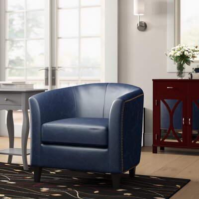 Faux Leather Accent Chairs On Sale Wayfair