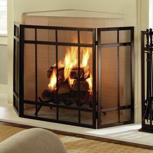 Fireplace Screens You'll Love   Wayfair