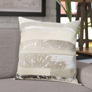 Throw Pillows For Leather Sofa | Wayfair