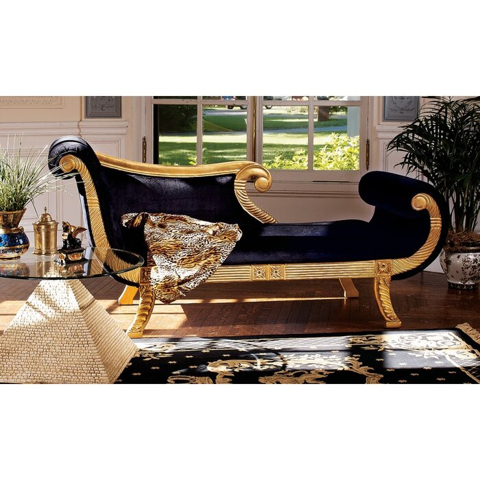 Design Toscano Cleopatra Neoclassica Chaise Lounge & Reviews