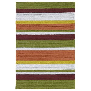 Staple Hill Tangerine Indoor/Outdoor Area Rug I