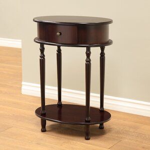 Briargate End Table by Charlton Home